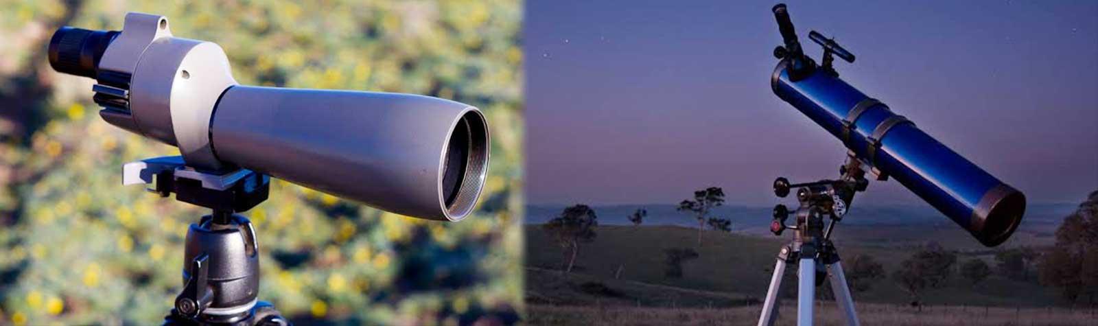 Spotting Scopes vs. Telescopes- In details comparison