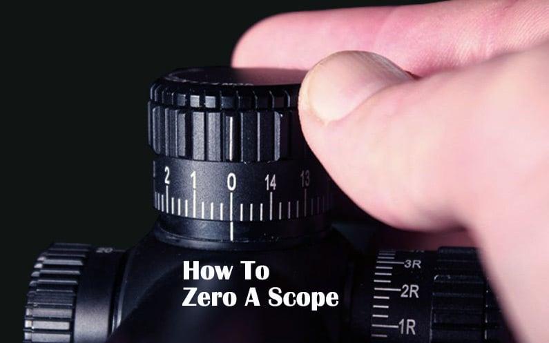 Zero A Scope