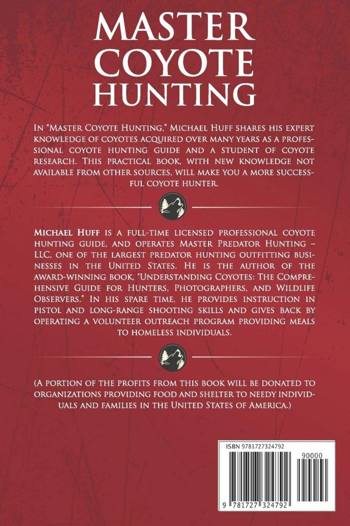 Master Coyote Hunting Book