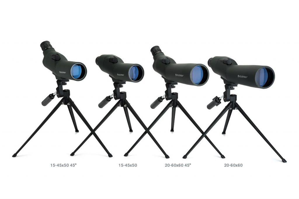 Celestron 20-60x 60 MM 45 Degree UpClose Spotting Scope