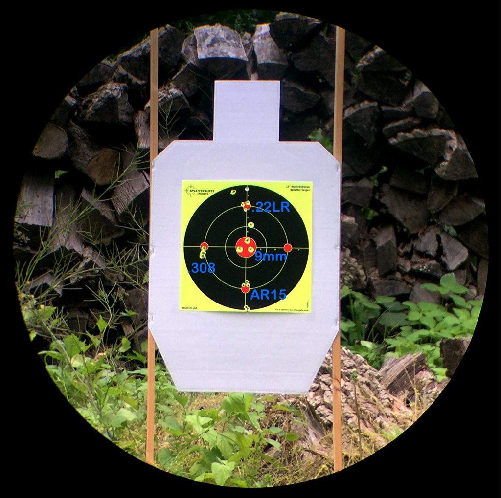 RangeHAWK Target Shooting Spotting Scope (20-60x60), Clear Optics Best for Shooting Range