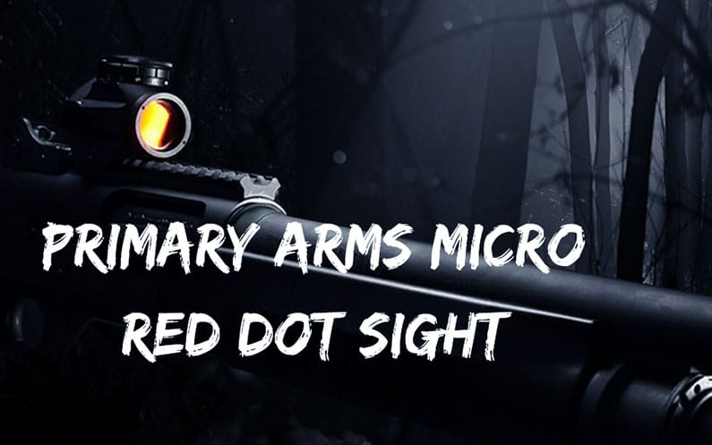Primary Arms Micro Dot Sight