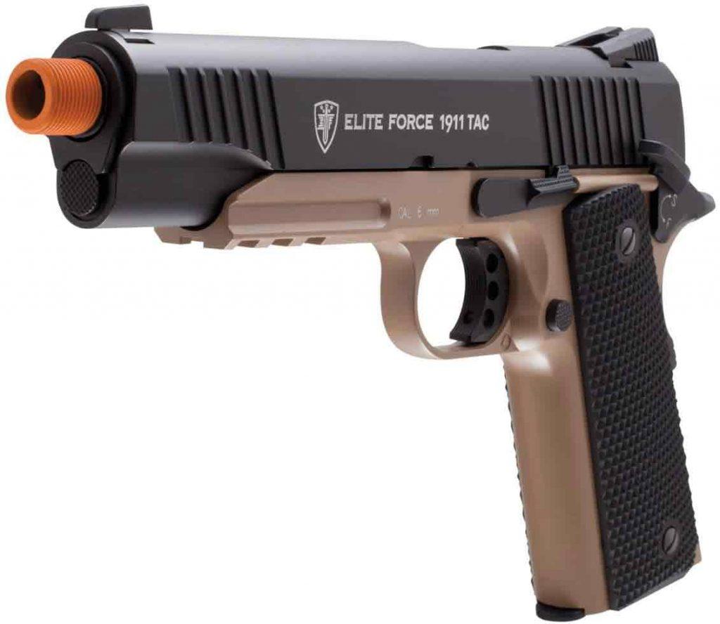 Umarex elite force 1911 tac gen3 airsoft pistol