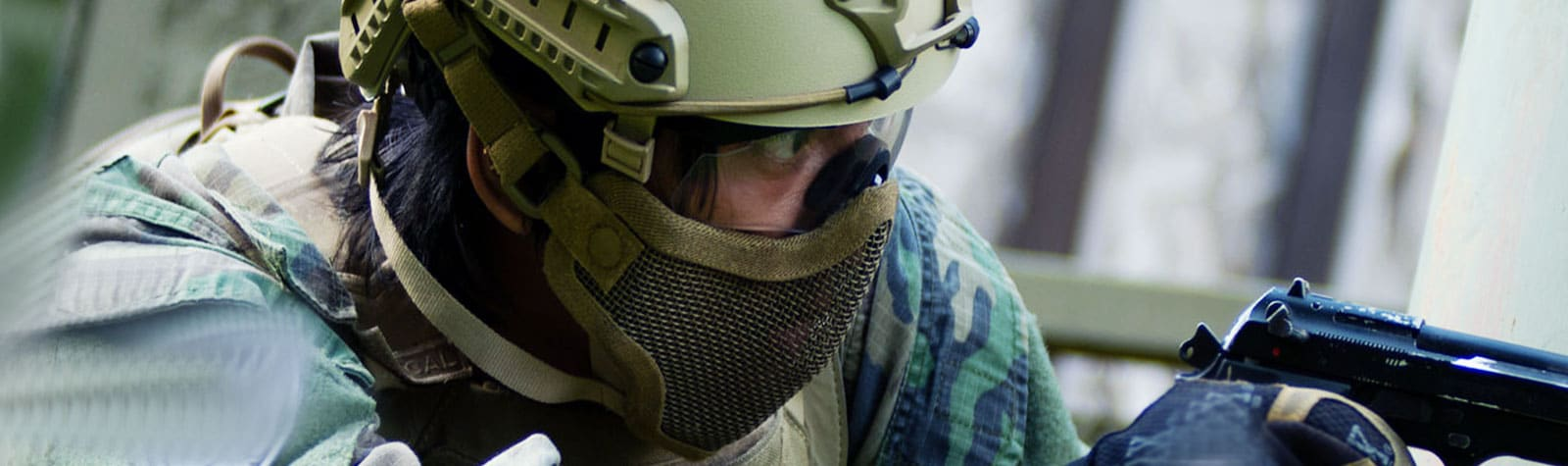 How to Make an Airsoft Mask – customize your own mask